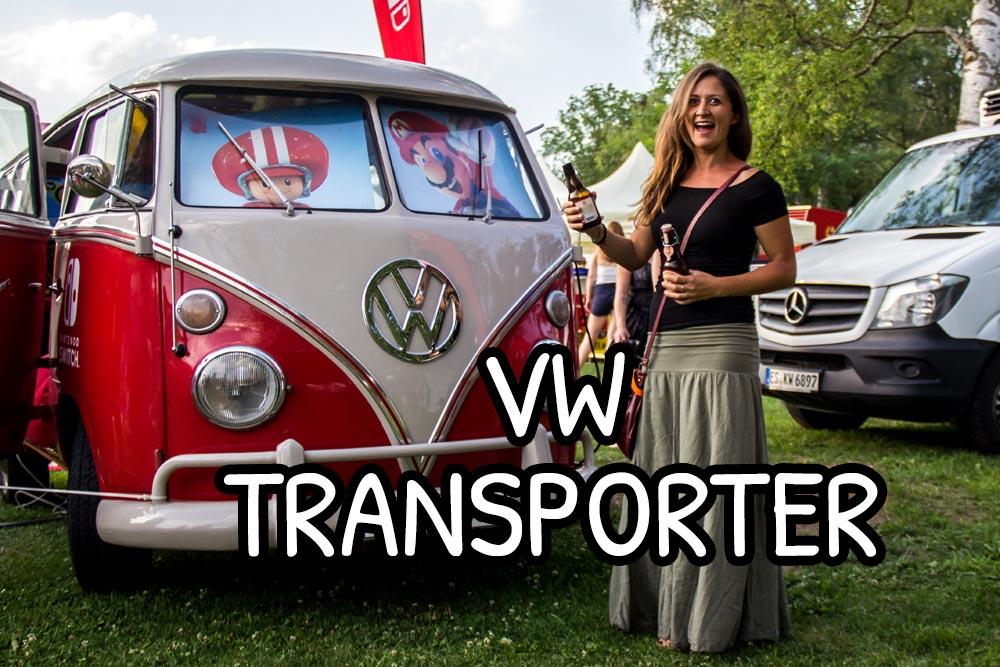 Mitico Volkswagen Transporter