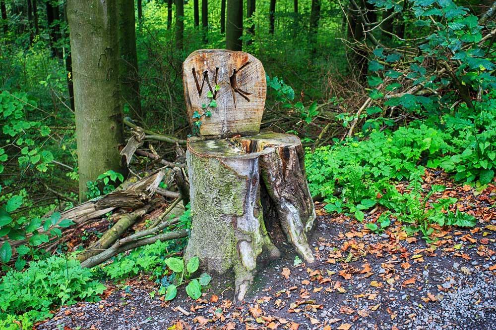 """Un esempio di wc decisamente """"nature"""""""