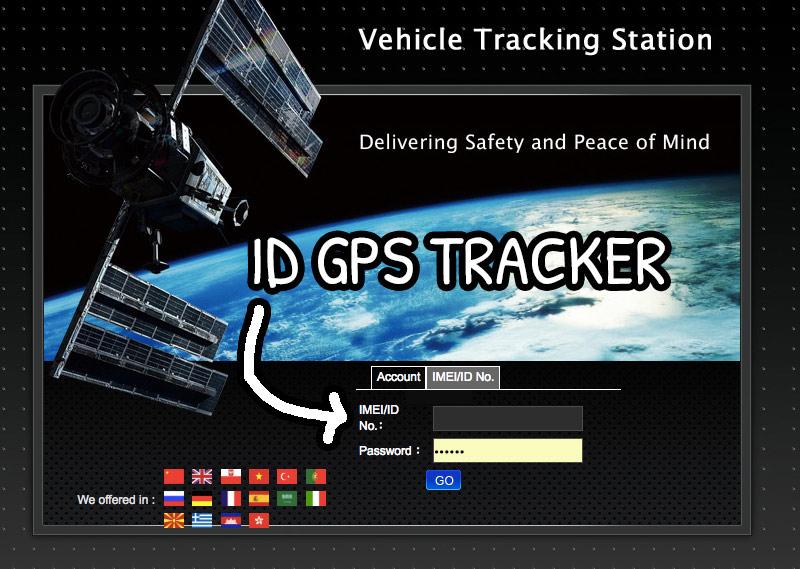 Lekemi GPS tracker: tracking online su mytkstar.net