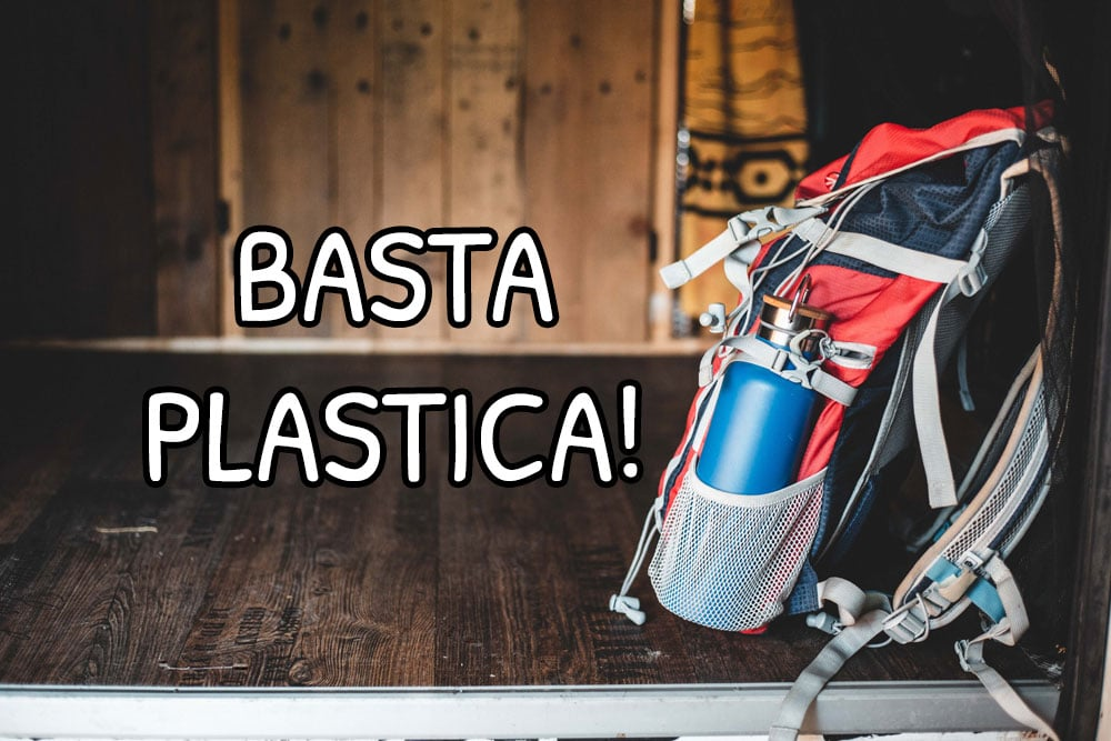 Basta plastica